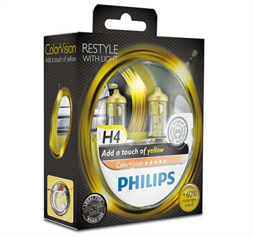 Philips ColorVision Blå