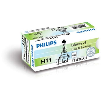 Philips Longlife Ecovision Lifetime x 4