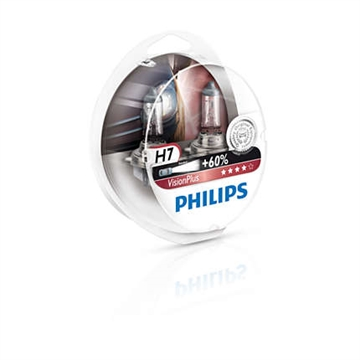 Philips VisionPlus +60%