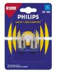 Philips 10W 2 stk