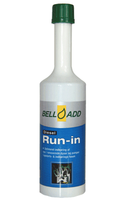BELL ADD Run-in