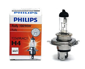 Philips H4 Rally